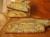 Apelsinų ir bazilikų biscotti