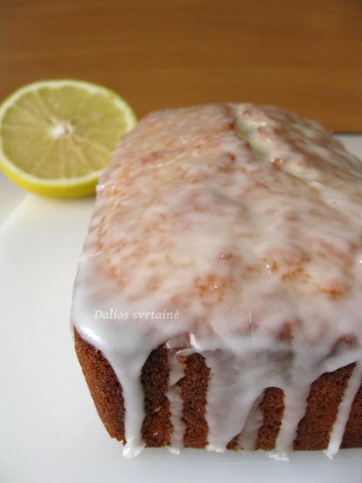 Jogurtinis greipfrutu pyrag
