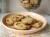 Sviestiniai sausainiai su džiovintais vaisiais