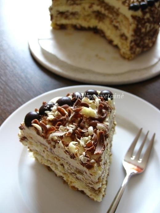 Tiramiso tortas